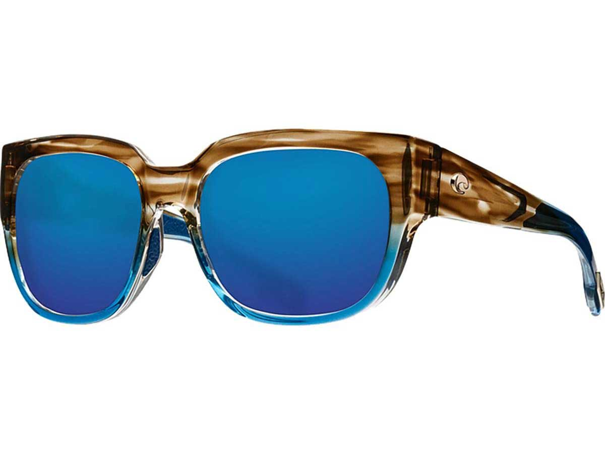 Costa Del Mar Waterwoman 580G Blue Mirror Lens
