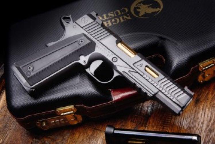 Nighthawk Agent handgun