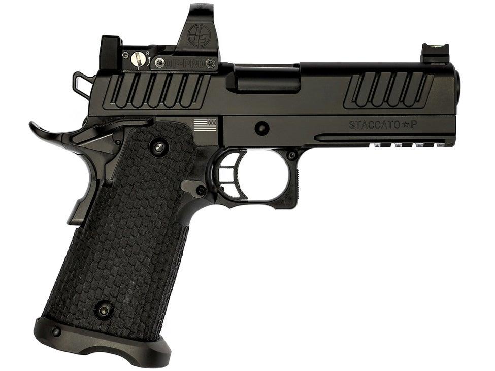 STI Staccato-P DUO handgun