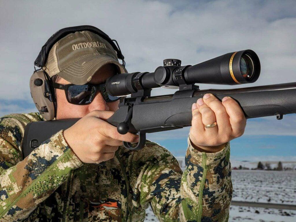 Mauser M18 bolt-action rifle