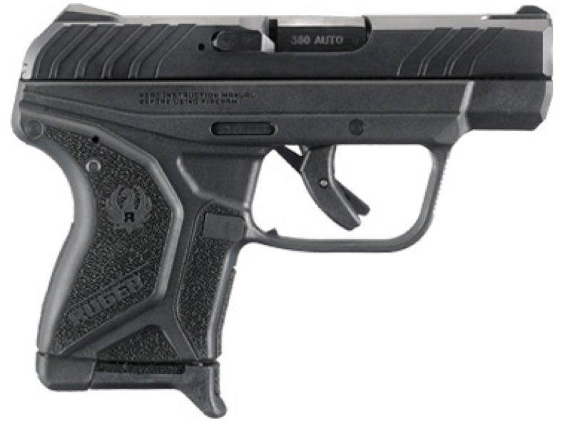 Ruger LCP II handgun