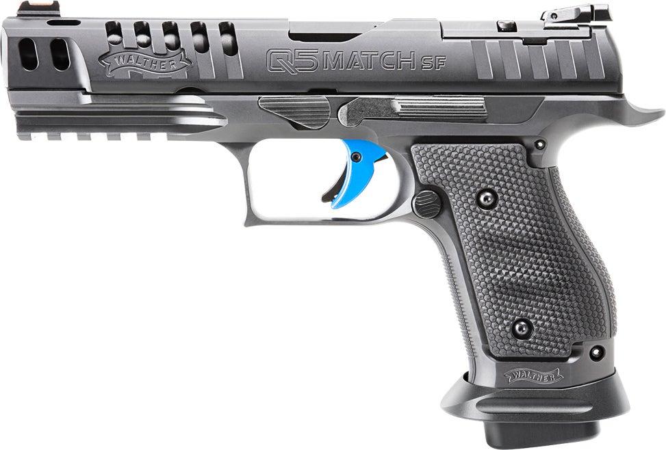 Walther Q5 SF handgun