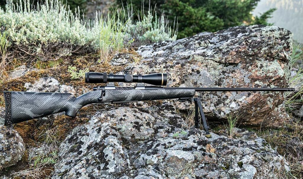 Weatherby Backcountry Ti rifle