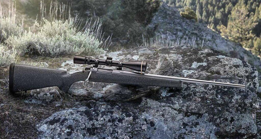 Barrett Fieldcraft rifle