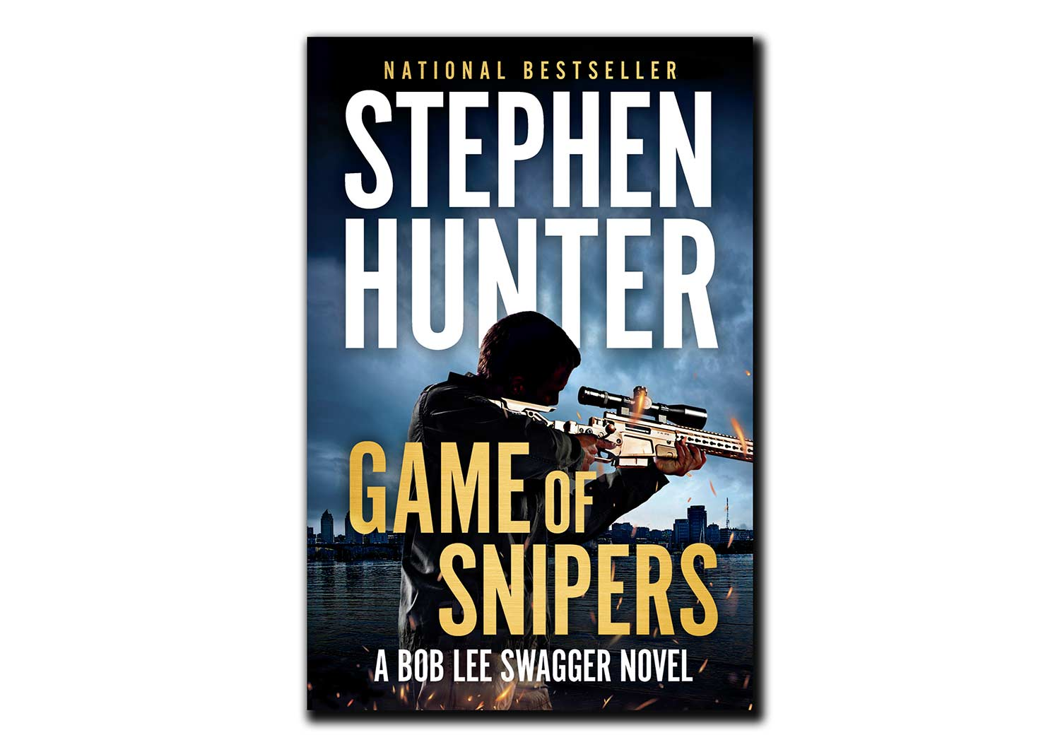Game of Snipers book