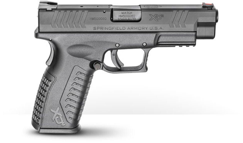 Springfield Armory XD-M 10mm handgun