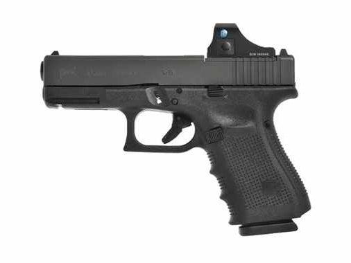 Glock Modular optic system handgun