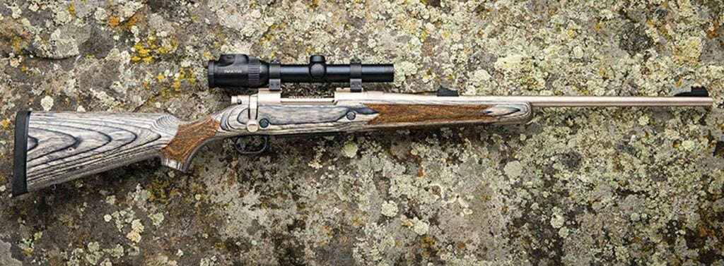 Mossberg Patriot in .375 Ruger