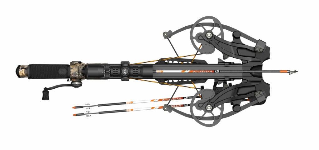 The Barnett HyperFlite EVO croossbow