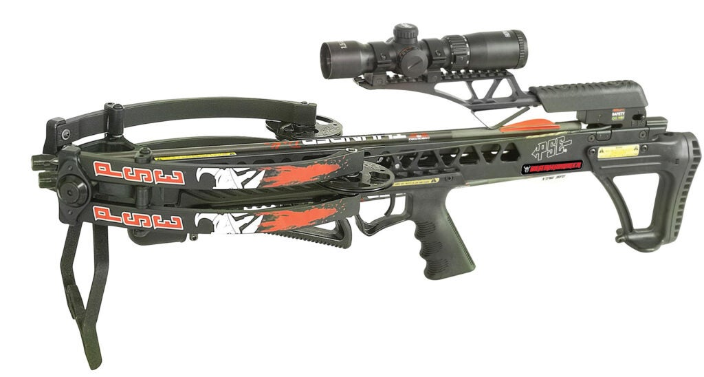 PSE warhammer crossbow 2020
