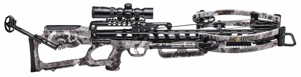 Vapor RS470 crossbow TenPoint hunting