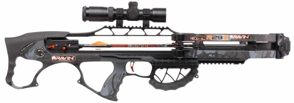 ravin r29x crossbow hunting