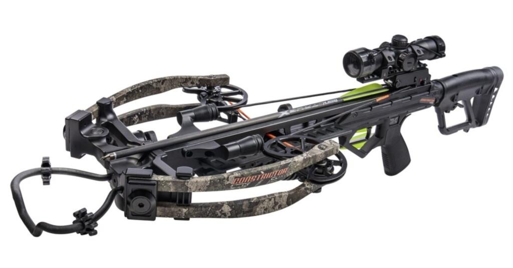 Bear crossbow Constrictor Stoke