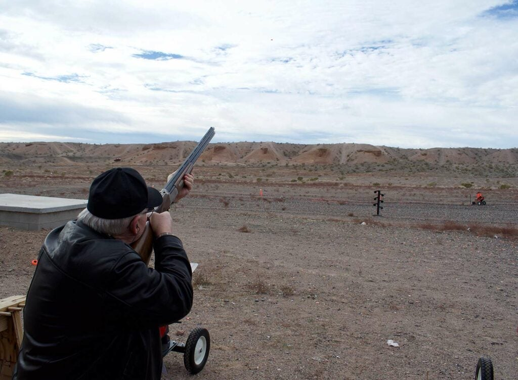 Fausti XF4 shotgun