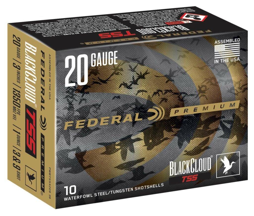 Federal Black Cloud TSS 20-gauge