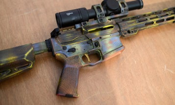 First Look: American Defense Manufacturing MOD3 Rifle