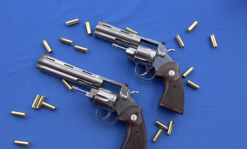 First Look: The Colt Python Revolver