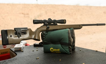 First Look: The Ruger American Rimfire LRT