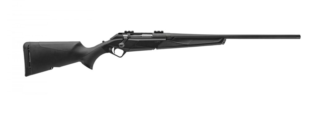 The Benelli Lupo.