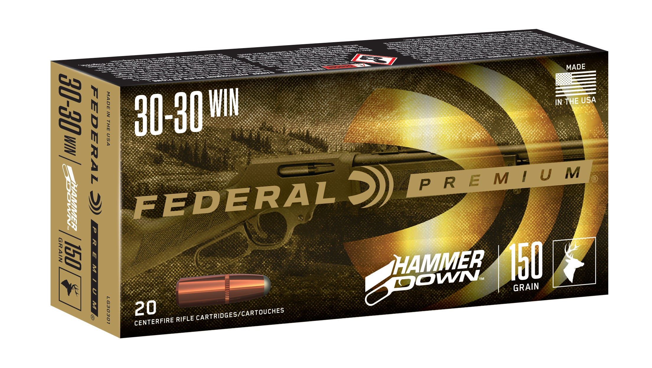 First Look: Federal Premium Hammer Down Ammunition