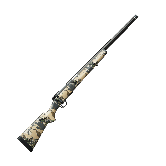First Look: Kimber Open Range Pro Carbon Hunting Rifle