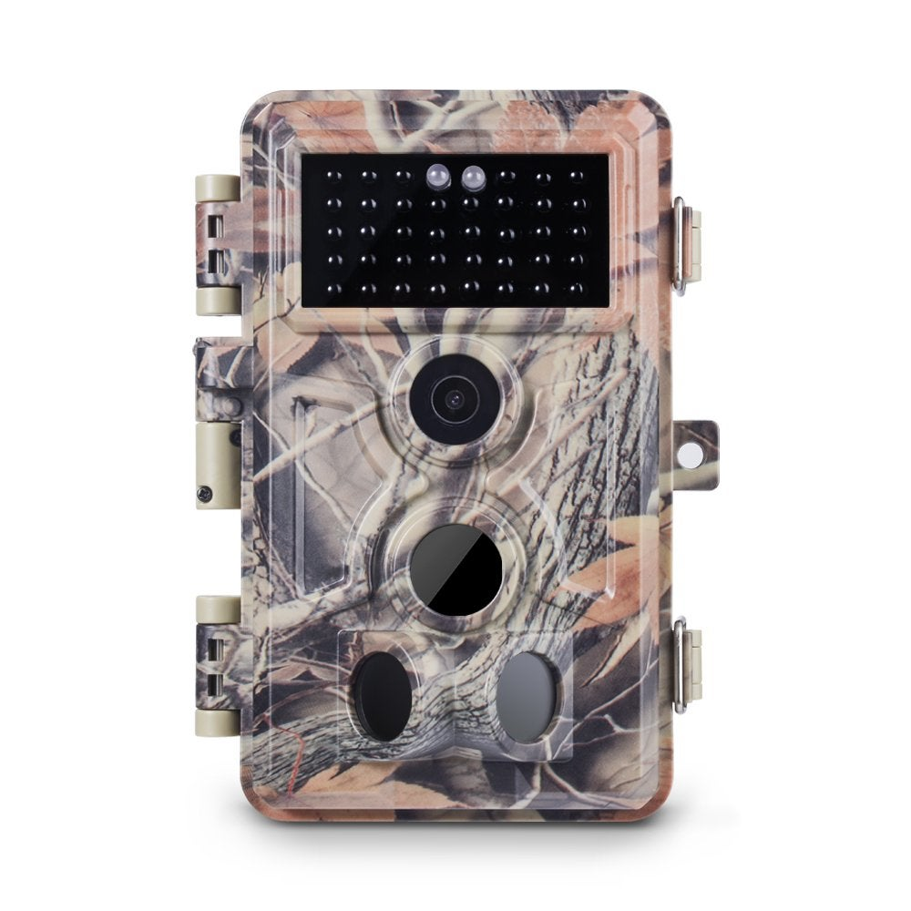 """Meidase SL122 Pro Trail Camera 16MP 1080P, Enhanced Night Vision, 0.2s Motion Activated, 2.4"""" LCD, Wildlife Game Camera"""