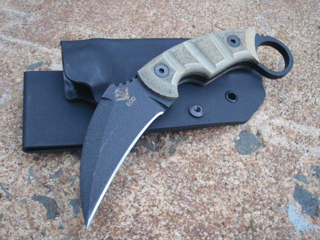 Karambit Hunting knife