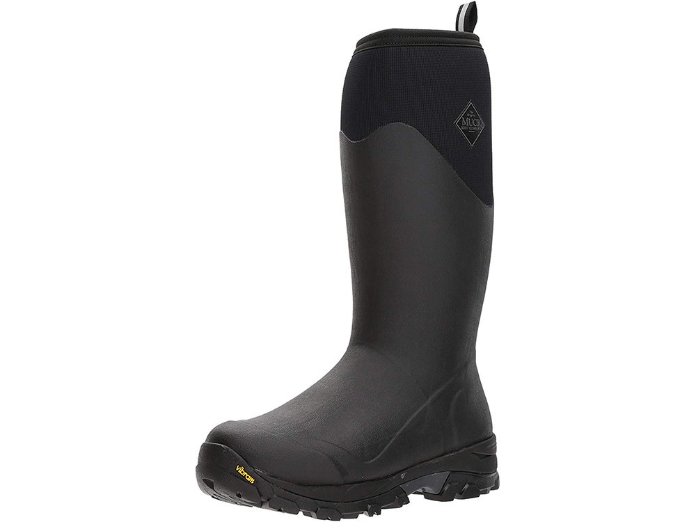 Muck Boots Arctic Ice Extreme Conditions Tall Rubber Men's Winter Boot With Arctic Grip Outsole