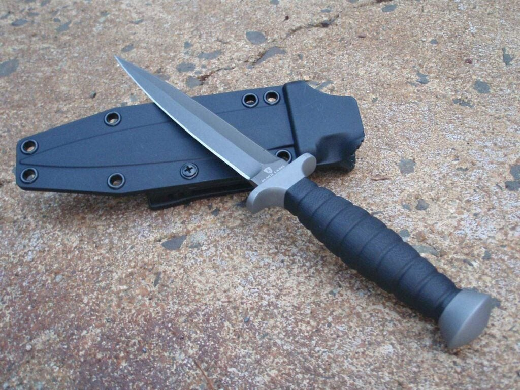 Two sharp edges and a clear purpose are the hallmarks of daggers.