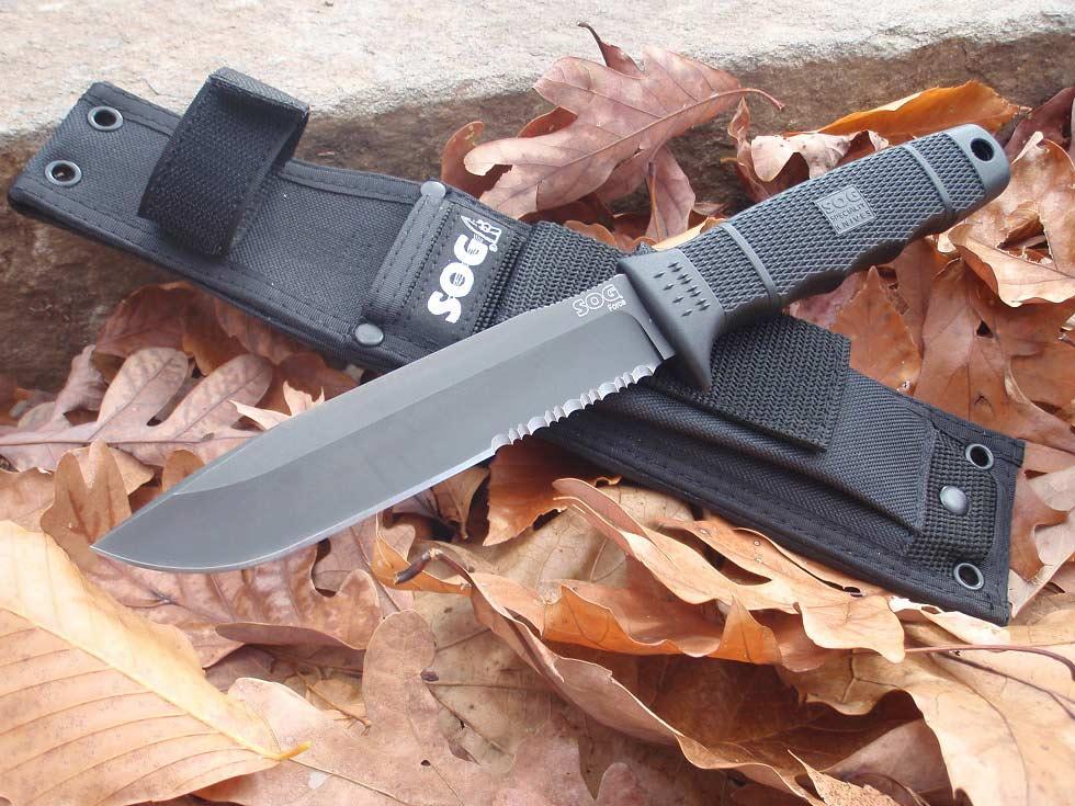 SOG Survival knife
