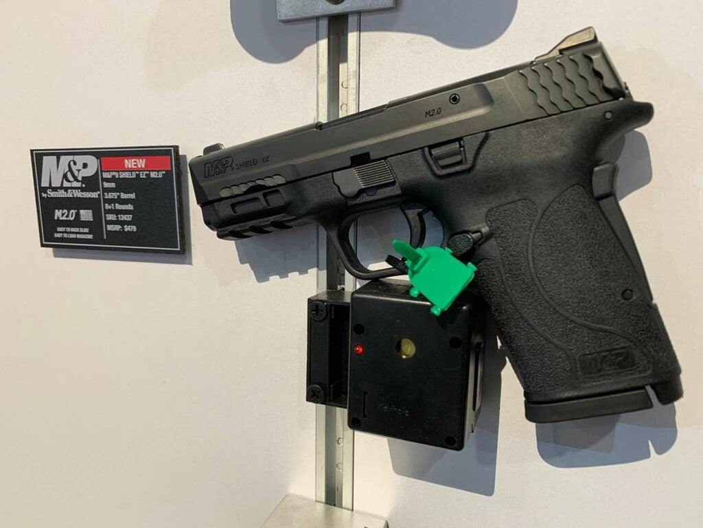 S&W Shield EZ M2.0 9mm