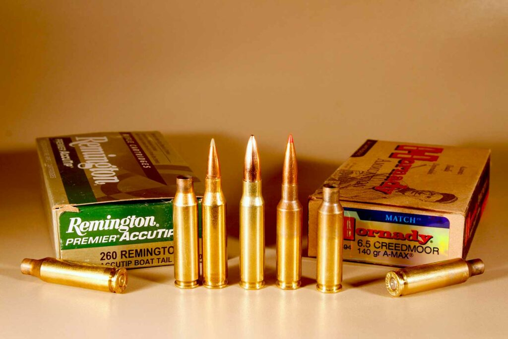 Boxes of Remington and Winchester ammo