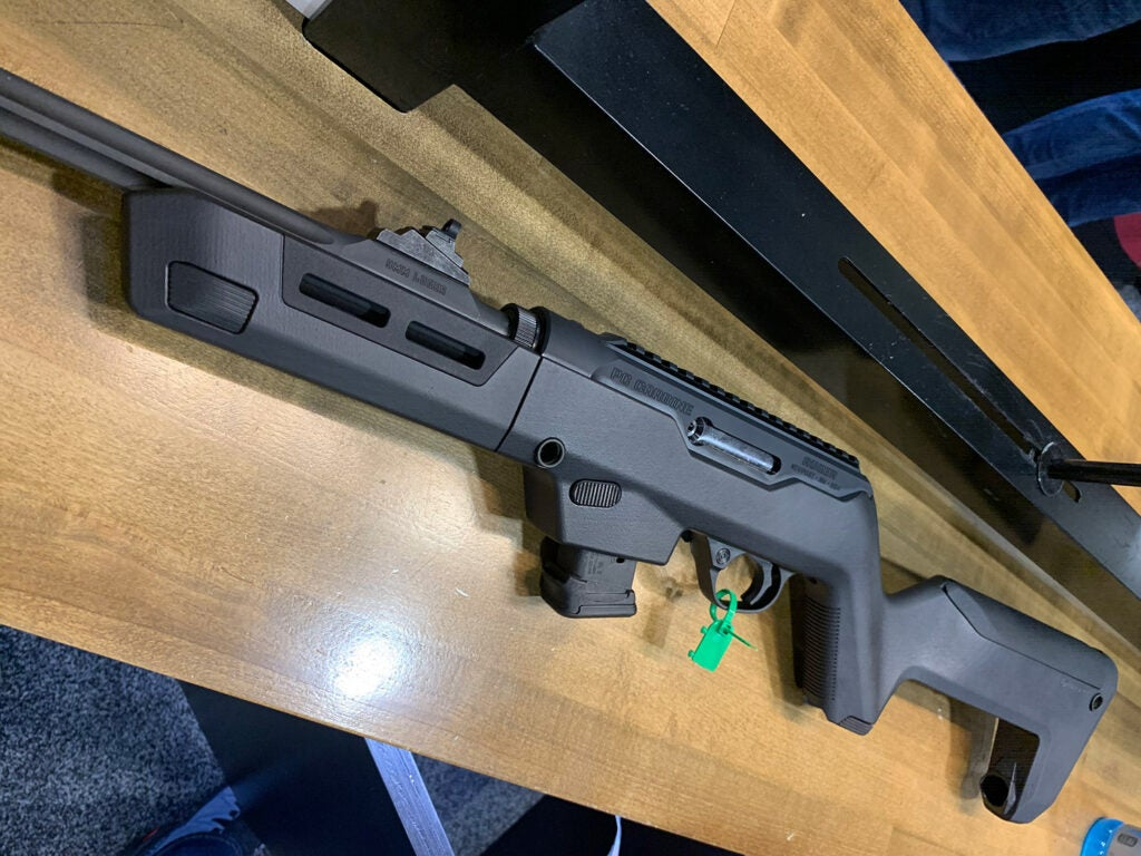 Magpul PC Backpacker Stock