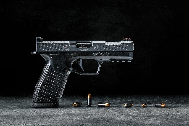 The Archon Type B 9mm Handgun