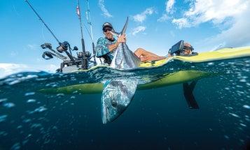 Kayak Fishing Saved Lance Clinton's Life