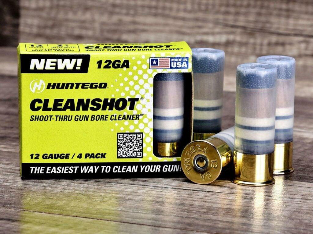 Clean Shot Barrel Cleaner