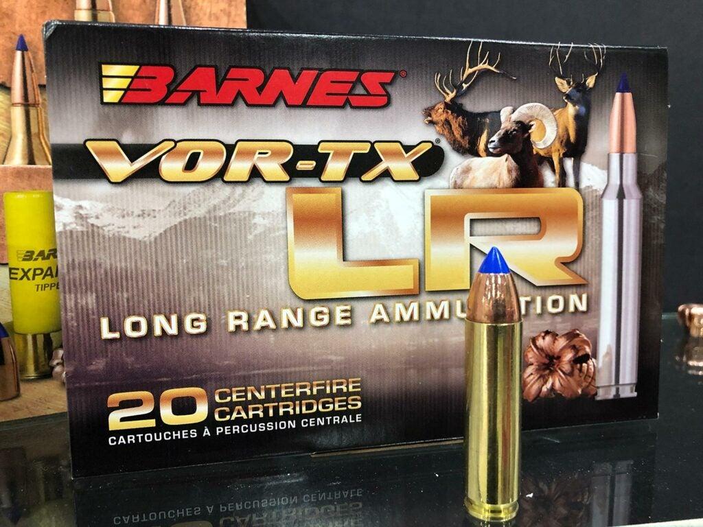 Barnes .450 Bushmaster.