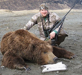 9 Great Grizzly Guns for Brown Bear Hunting and Backcountry Defense