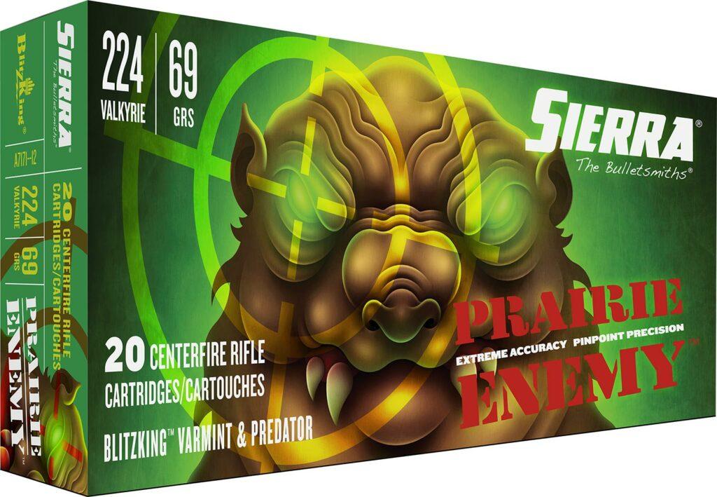 Sierra Prairie Enemy.