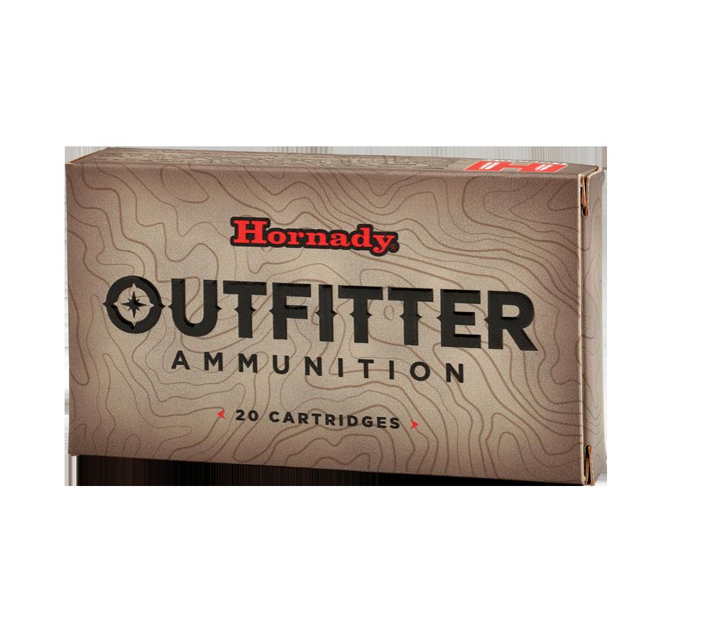 Hornady outfitter ammunition.