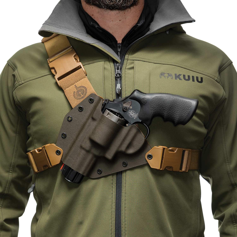 Gunfighters Inc. Kenai Chest Holster