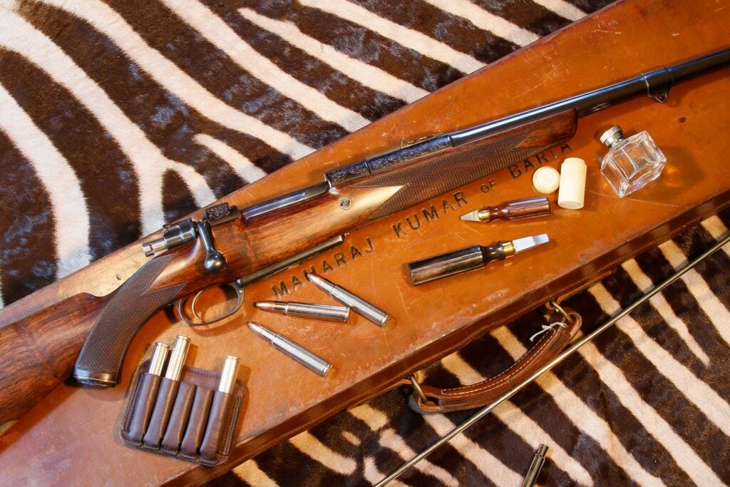 the .416 Rigby Big Game rifle