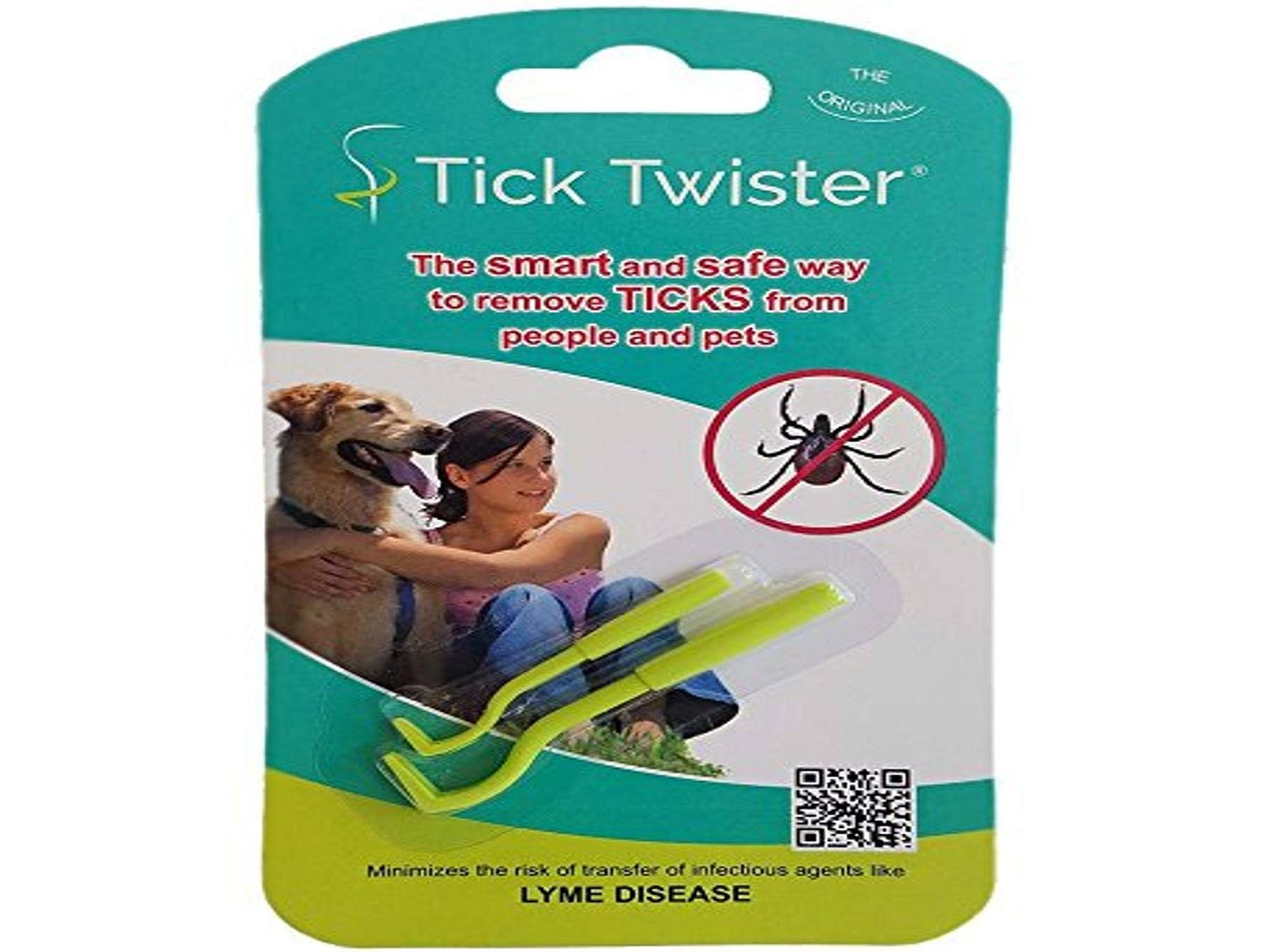Tick Twister remover tool