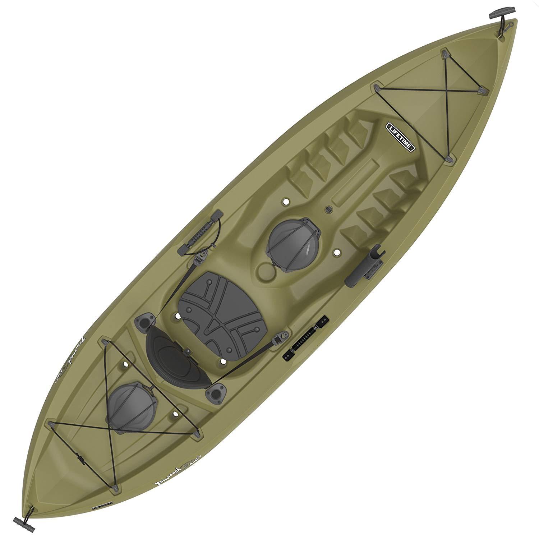 Lifetime Tamarack Angler Sit-on-Top Kayak