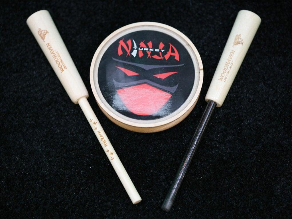 Woodhaven Custom Calls Ninja