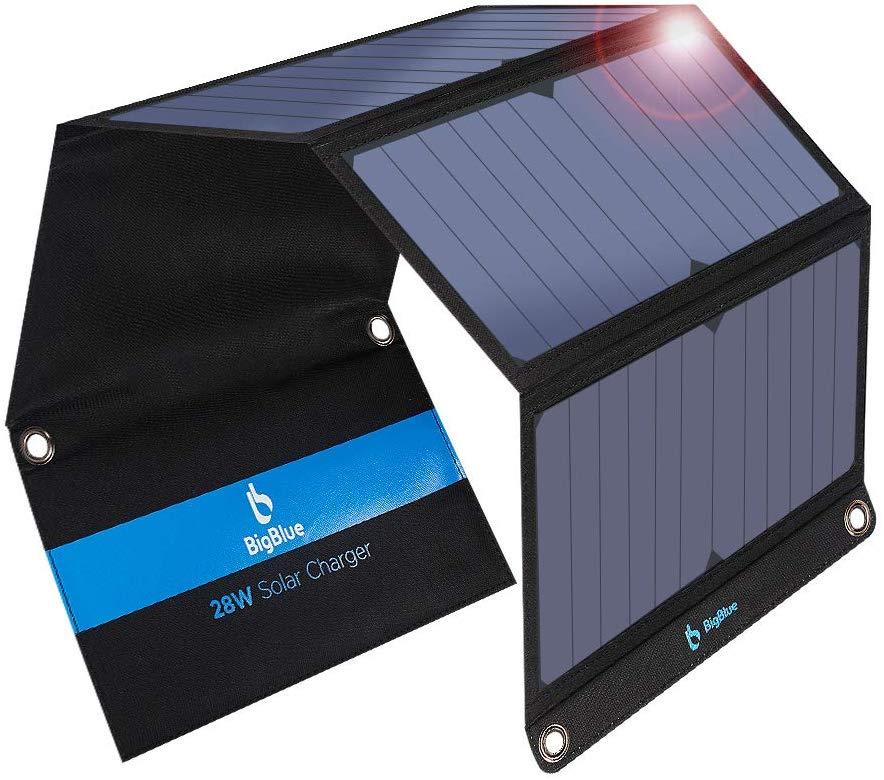 BigBlue 3 28W Solar Charger
