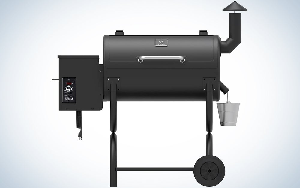 Z Grills Holiday 8-in-1 Smoker