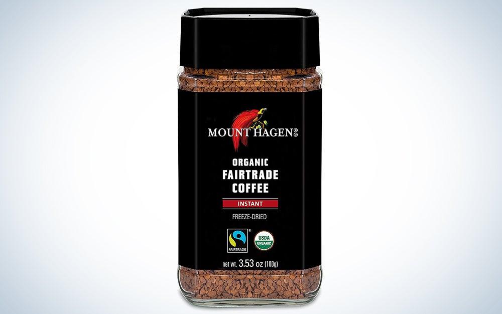 Mount Hagen Freeze-Dried Instant Coffee