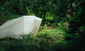 Four Tents For Your Next Solo Camping Trip