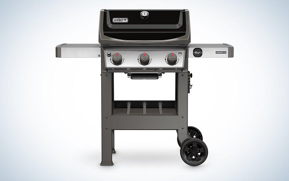 Weber 45010001 Spirit II E-310 3-Burner Liquid Propane Grill